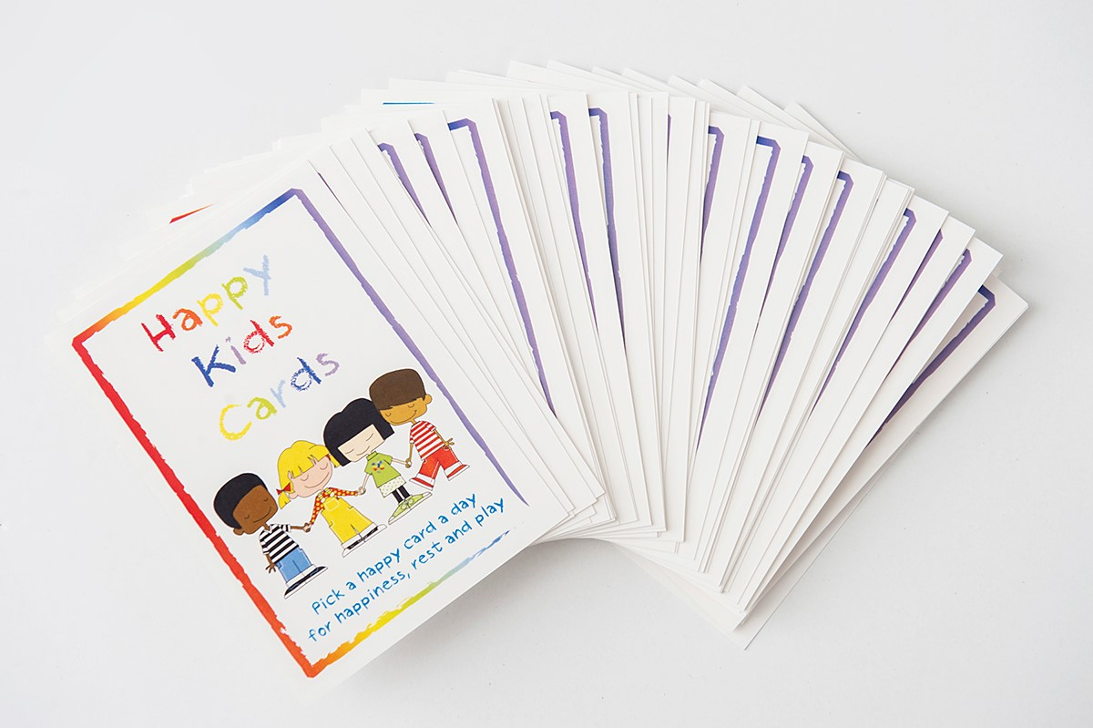 Happy Kids Cards logo