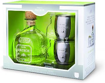 Patron Silver Jalisco Mule Cocktail Gift Set