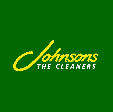 Johnson Cleaners logo
