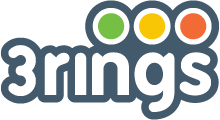 3rings Care logo