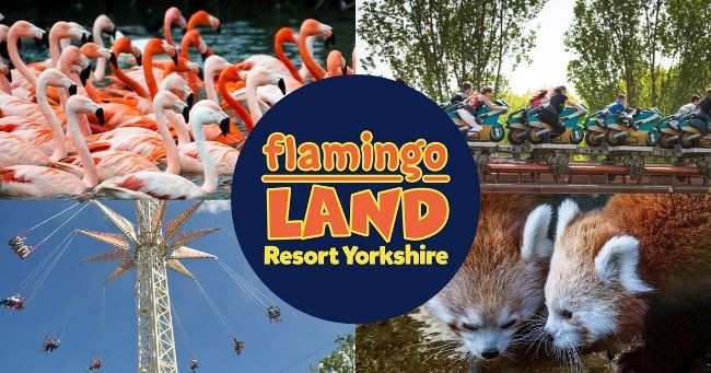 Flamingo Land Admission Voucher