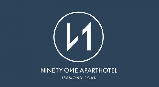 Ninety-One ApartHotel logo