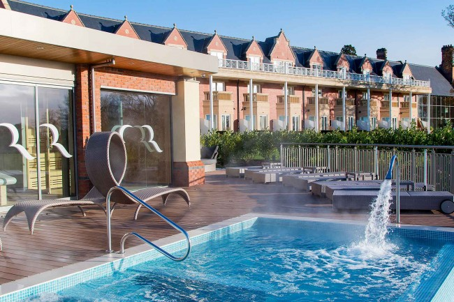 Rockliffe Hall Laidback Luxury Spa Break with Spa Garden For Two