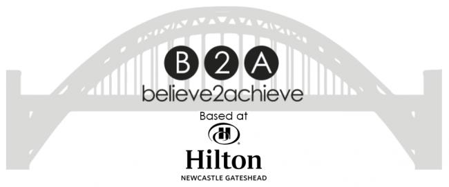 Believe2Achieve logo