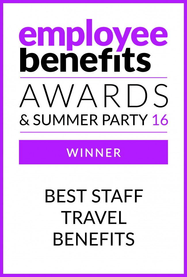 Employee benefits awards 2016