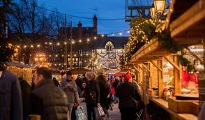Chester & Liverpool Christmas Markets