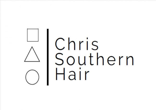 Chris Southern Hair logo