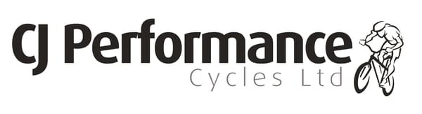 CJ Performance Cycles logo