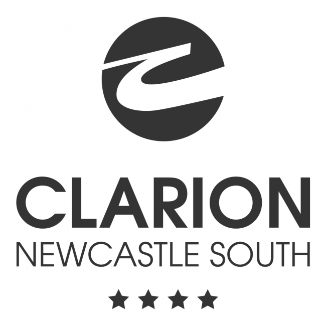 Clarion Hotel Newcastle South logo