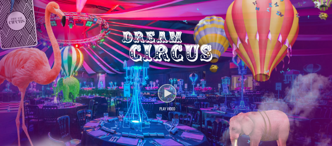 Christmas Party 2019 | Dream Circus