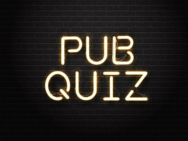 FREE: Annual General Meeting & Pub Quiz