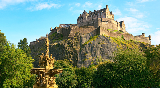 Summer Day Trip - Edinburgh
