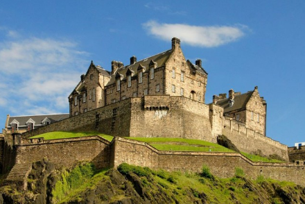 January Sales Day Trip - Edinburgh