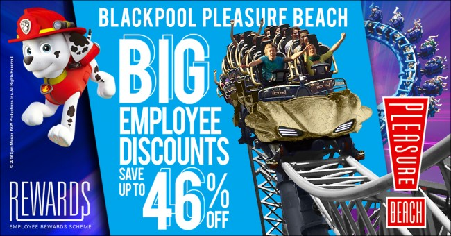 Blackpool Pleasure Beach logo