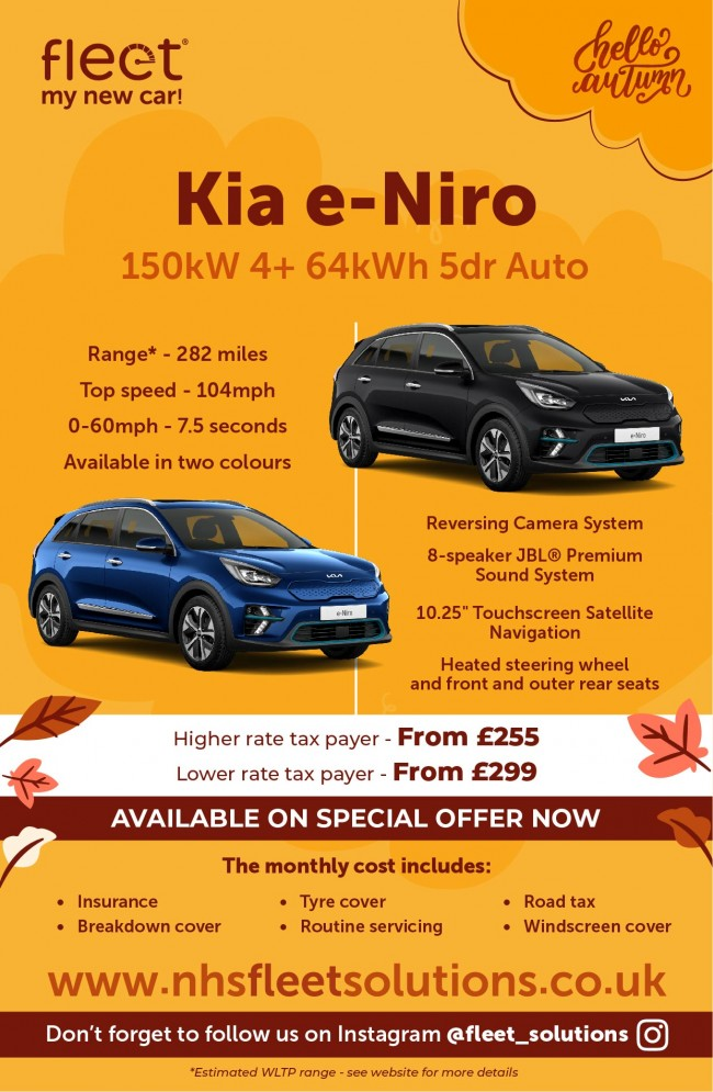 Electric Car Offers - Fleet Solutions image
