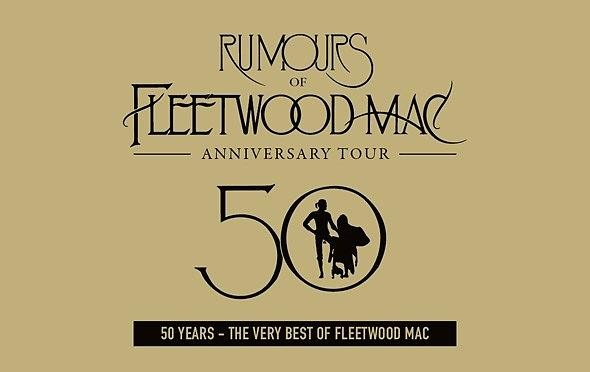Rumours of Fleetwood Mac Anniversary Tour