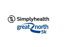 Great North 5K logo