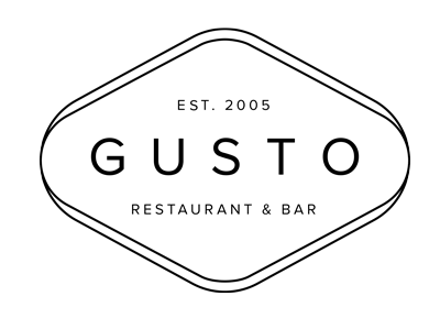 Gusto Restaurant and Bar logo