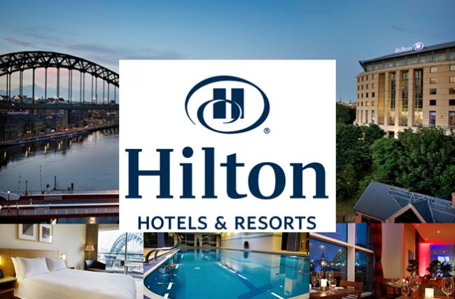 Hilton Overnight Stay - DBB