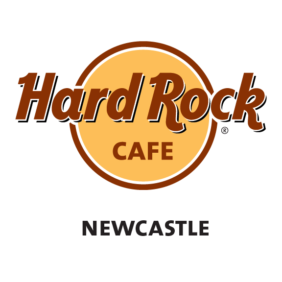 Hard Rock Cafe - Newcastle logo