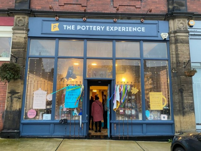 The Pottery Experience for 2