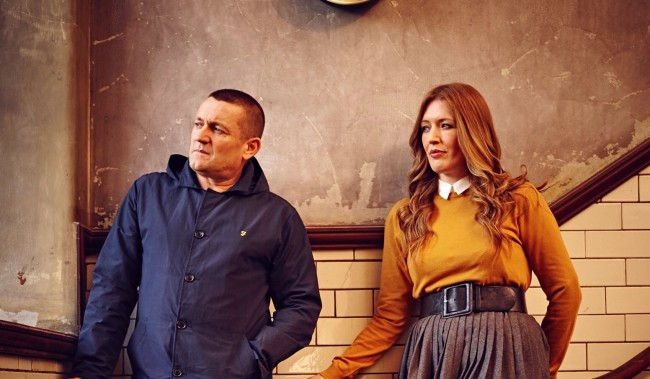 Paul Heaton & Jacqui Abbott: Mouth Of The Tyne Festival