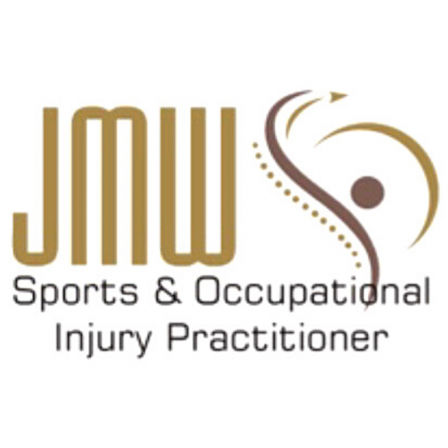 JMW Sports and Occupational Injury Practitioner logo