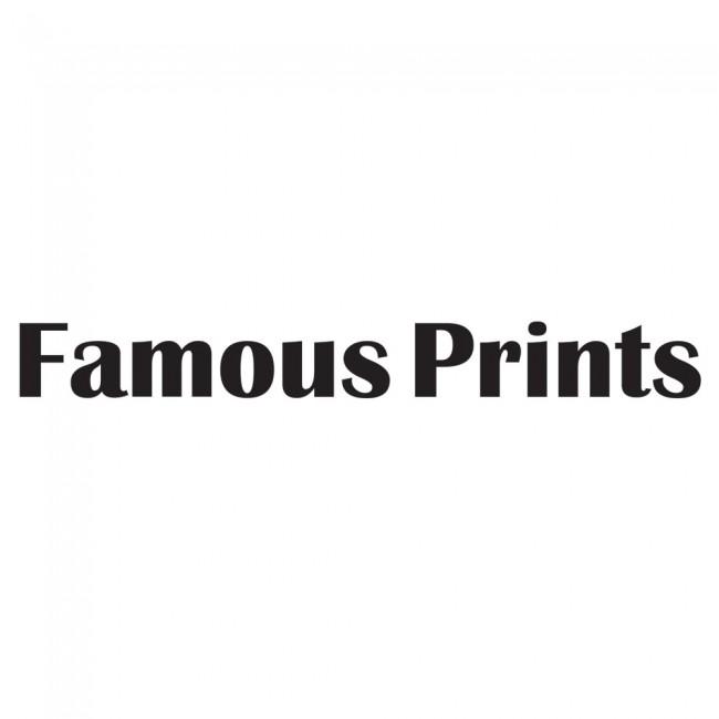 Famous Prints logo