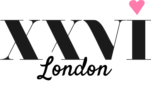 XXVI London logo