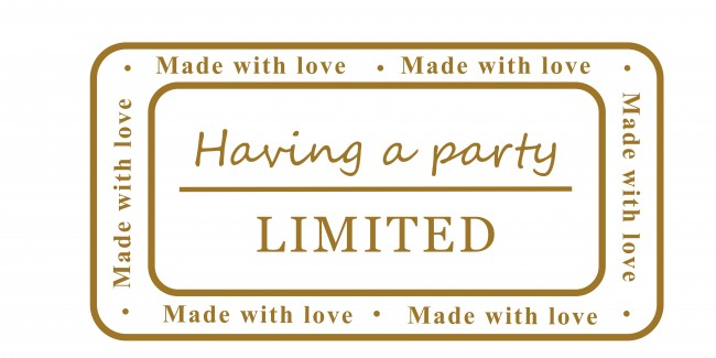 Having a Party Limited logo
