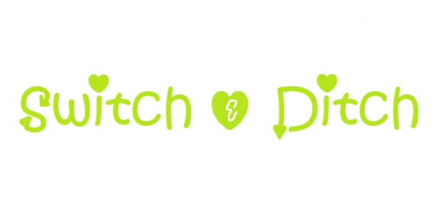 Switch and Ditch logo