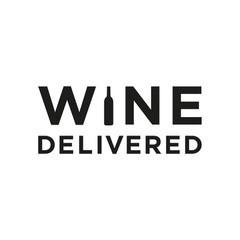Wine Delivered logo