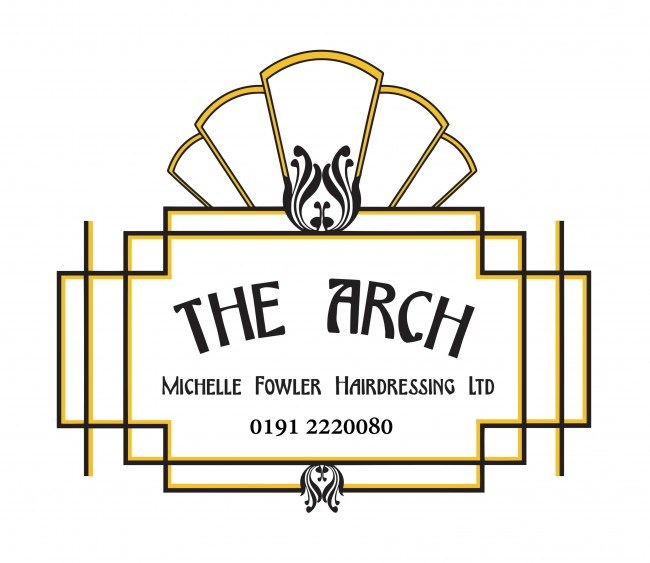 The Arch logo