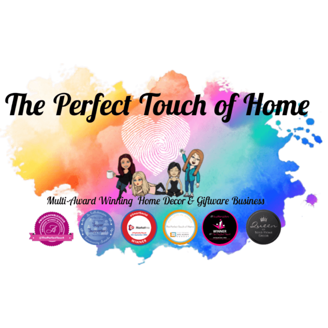 The Perfect Touch Of Home logo