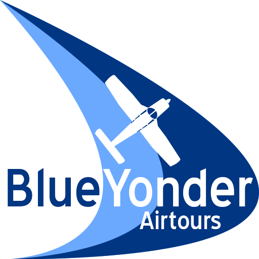 Blue Yonder Air Tours logo