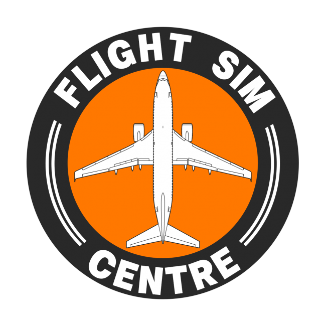Flight Sim Centre logo