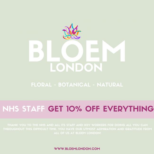 Bloem London logo