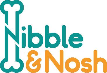 Nibble and Nosh logo