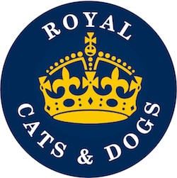 Royal Cats and Dogs logo