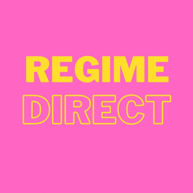 Regime Skincare logo
