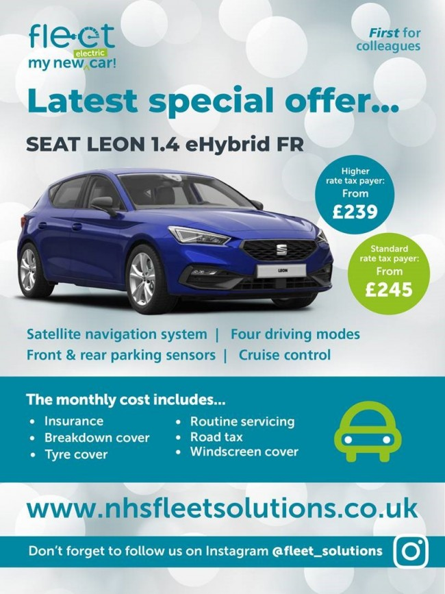 Fleet solutions car offer