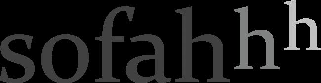 Sofahhh logo