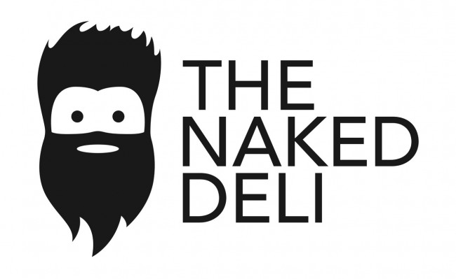 The Naked Deli logo