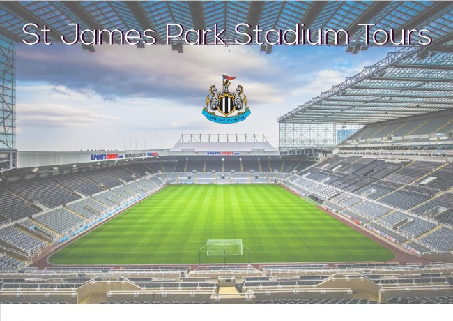 St James Park Stadium Tours logo