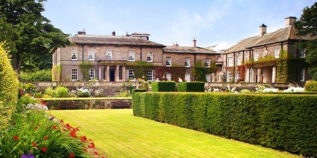 Spa Break at Doxford Hall