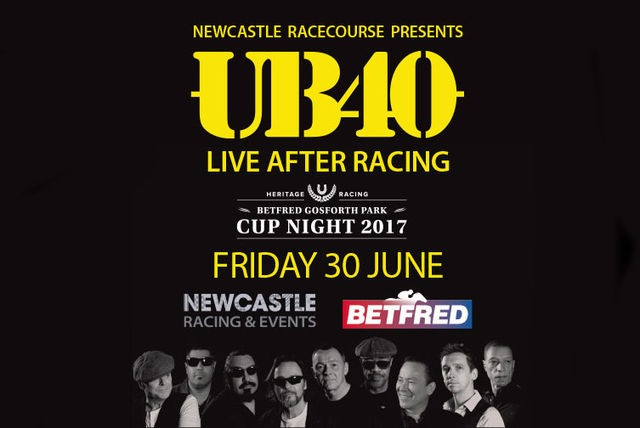 UB40 Race Night