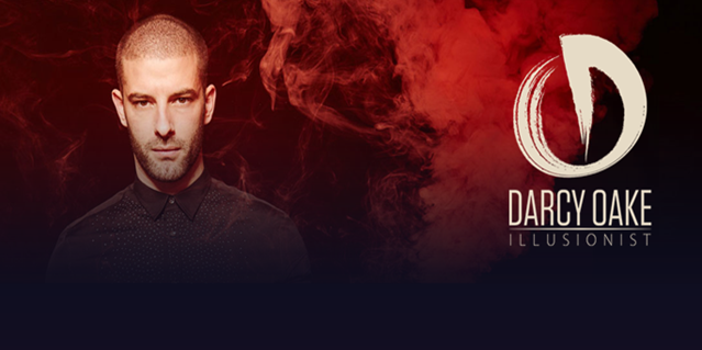 Darcy Oake: Illusionist