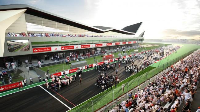 F British Grand Prix @ Silverstone