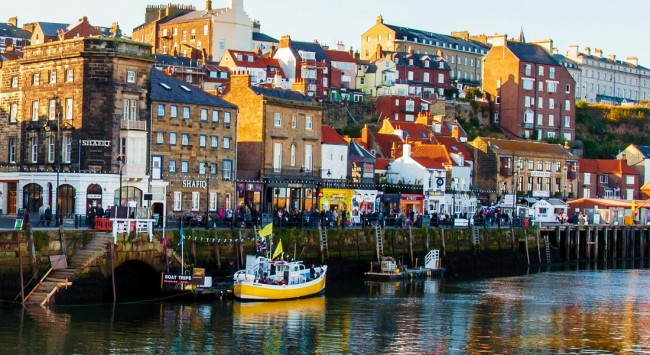 Whitby Summer Day Trip