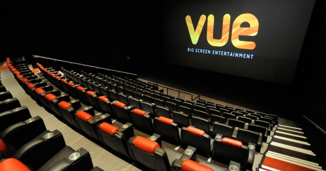 Vue Cinema Tickets